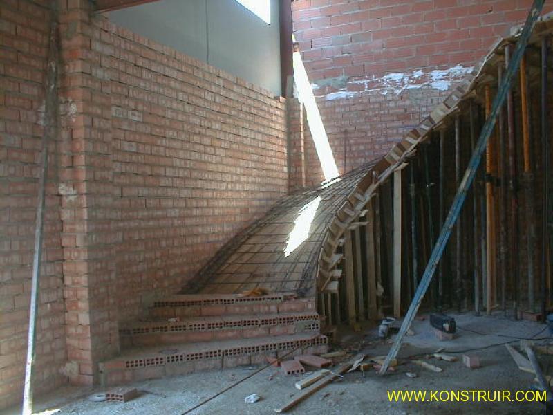 Detalle de la imagen - Escaleras de hormigon armado visto ...